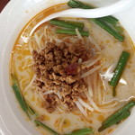 台湾料理 祥瑞 - 料理写真:台湾豚骨ラーメン