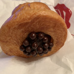 パン・オ・トラディショネル - チョココロネ