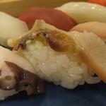 あら政 - ランチ生寿司のアップ 【 2012年2月 】