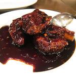 Chuugokuryouritambo - 骨付きスペアリブの黒酢の酢豚