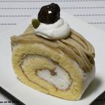 パティスリー ミュウ - 料理写真:和栗のモンブラン