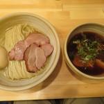 116453832 - 鰹昆布出汁特製つけ麺 1050円