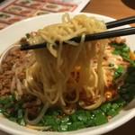 Kannaigyouzaken - 台湾らーめん-麺