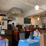 ギリシャ料理 taverna ミリュウ -