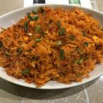 ムンバイパレス - チキンシェズワン焼飯