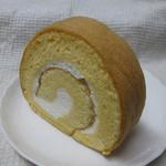 モンドルチェ - ロールケーキ(端っこ)