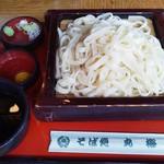 丸梅 - 料理写真:きしせいろ大盛(700円)