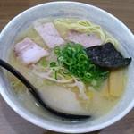 徳島ラーメン ふじい - 料理写真:徳島ラーメン白