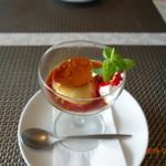 ビストロ セレニテ - プランセスセットのデザート