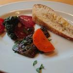 カサレッチョ - 前菜
