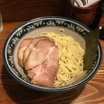 116468863 - 麺とチャーシューアップ