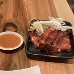 龍ー吟 - ソースは味噌醤