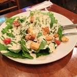 ラスト・カリフォルニアレストラン - シーザーサラダ