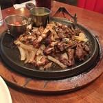 ラスト・カリフォルニアレストラン - コンボファヒータス