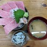 116475009 - 本鮪トロ丼