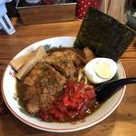 古川屋台 ソウヅ - 料理写真:カツカレーラーメン