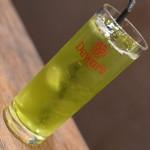 はち八 - 緑茶(200円+税)