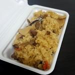 おこわ米八 - 料理写真:おこわ486円