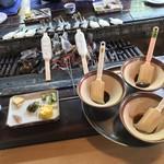 116483773 - いろり焼 大柳(長野県下伊那郡平谷村)大柳定食 1,820円
