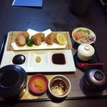 川喜 - 料理写真:ヒレカツ膳