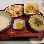 赤ずきん - 料理写真:2019年9月 冷や汁とチキン南蛮 1290円