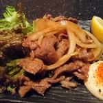 癒し屋センジュ - 信州名物味付きジンギスカン焼肉