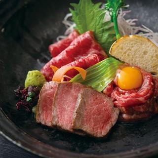 米沢牛ステーキレストラン 牛毘亭