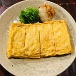 116497412 - 出汁巻き玉子(関西風)
