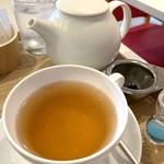 Girouette Cafe - 紅茶はダージリンを