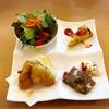パッシオーネ - 料理写真:前菜4種