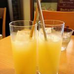 パッシオーネ - グレープフルーツジュース