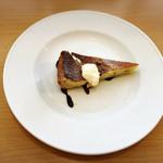 パッシオーネ - ゴルゴンゾーラのチーズケーキ