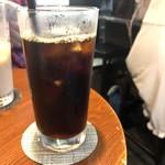 カンダコーヒー - ・Drip Coffee(Ice) 320円