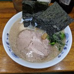 心一家 - 料理写真:塩とんこつ