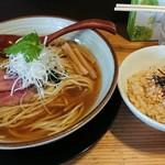 らーめんタンポポ - 料理写真:たんぽぽ お茶漬けセット 1,000円