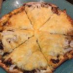 116506026 - 大好き!新れんこんとチーズピザ