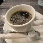 サーティーンカフェ - コーヒーを追加注文