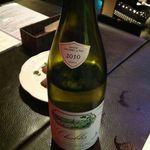 luv wine - 週替わりワイン シャブリ2010