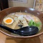 116524672 - 「味噌らぁめん」830円(税込)