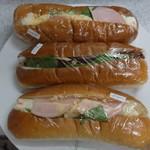 あいつ今何してる?サンドイッチマン行きつけパン屋『定進堂』