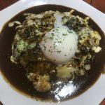 ピッグテイル - 「ドリア風温玉チーズカレー」750円
