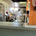 七福屋 - 厨房