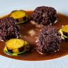 KIGARU - 料理写真:肉団子の赤ワイン煮込み