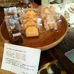 11654577 - 美味しそうな焼き菓子たち♪