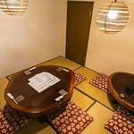 白金台所 茶わんむし 下釜 - 半個室(5-8名)