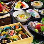 福亭 - 料理写真:旬楽会・秋の実り会席