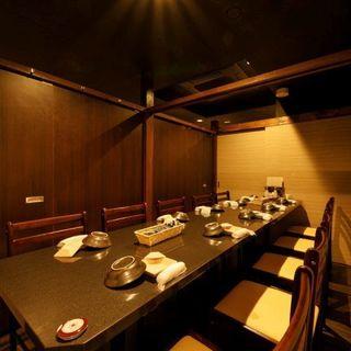 各種ご宴会に最適な個室をご用意!