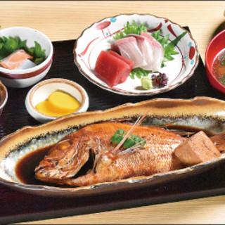 <質よし!量よし!>昼夜楽しめるお値打ち【定食】で満腹に!