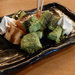 日本酒と地鶏の和バル 八鶴 - デザート