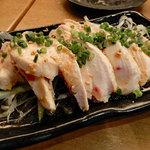 日本酒と地鶏の和バル 八鶴 - よだれ鶏